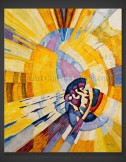 Frantisek Kupka: Form of Yellow