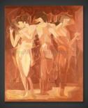 SALE – Manierre Dawson: Meeting (The Three Graces)