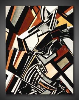 Wyndham Lewis: Composition