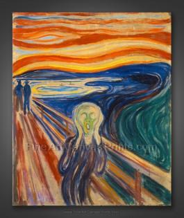 Edvard Munch: The Scream 1910