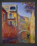 SALE – Claude Monet: Rio della Salute – Venice I 1908