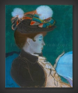 Louis Anquetin: Women Reading 1890
