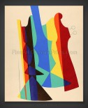 Man Ray: Revolving Doors 6 1916