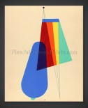 Man Ray: Revolving Doors 7 1916