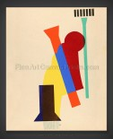 Man Ray: Revolving Doors 8 1916