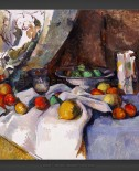 Paul Cezanne: Still Life with Apples 1895