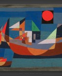 Paul Klee: Ruehende Ships – Boats at Rest