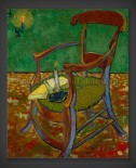 Vincent van Gogh: Paul Gauguins Armchair