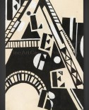 Fernand Leger: Composition with the Eiffel Tower