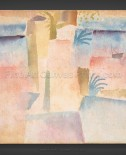 Paul Klee: View on the Port of Hammamet
