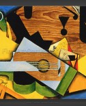 Juan Gris: Still Life with Guitar II 1913