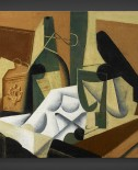 Juan Gris: The White Tablecloth