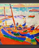 Andre Derain: Fishing Boats – Collioure