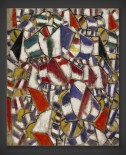 Fernand Leger: Contrast of Forms I 1913