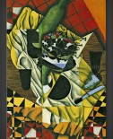 Juan Gris: The Grapes 1913