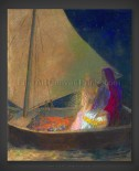 Odilon Redon: The Barque