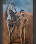 Pablo Picasso: Boy Leading a Horse