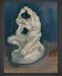 Vincent van Gogh: Kneeling Man 1886