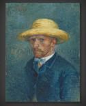 Vincent van Gogh: Portrait of Theo van Gogh 1887