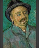 Vincent van Gogh: Portrait of a One-Eyed Man