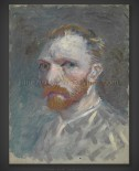 Vincent van Gogh: Self-Portrait II 1887