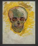 Vincent van Gogh: Skull