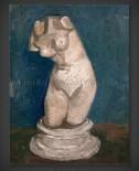 Vincent van Gogh: Torso of Venus I 1886