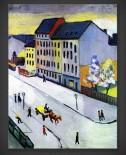 August Macke: Our Street in Grey