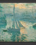 Claude Monet: Sunrise – Marine