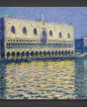 Claude Monet: The Doges Palace