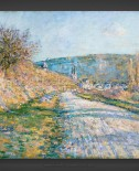 Claude Monet: The Road to Vetheuil