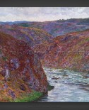 Claude Monet: Valley of the Creuse