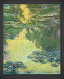 Claude Monet: Water Lilies 1907