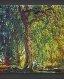 Claude Monet: Weeping Willow 1918