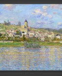 Claude Monet: Vetheuil