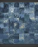 Modern Blue Landscape