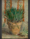 Vincent van Gogh: Flowerpot with Garlic Chives