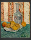 Vincent van Gogh: Carafe and Dish with Citrus Fruit