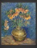 Vincent van Gogh: Crown Imperial Fritillaries in a Copper Vase