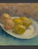 Vincent van Gogh: Dish with Citrus Fruit