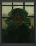 Vincent van Gogh: Head of a Woman 1885 V