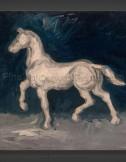 Vincent van Gogh: Plaster Figure of a Horse 1886