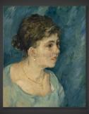 Vincent van Gogh: Portrait II 1885