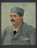 Vincent van Gogh: Portrait of Etienne-Lucien Martin 1887