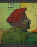 Vincent van Gogh: Portrait of Gauguin
