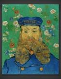 Vincent van Gogh: Portrait of Joseph Roulin II 1889