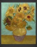 Vincent van Gogh: Sunflowers II 1888