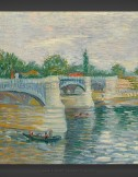 Vincent van Gogh: The Bridge at Courbevoie