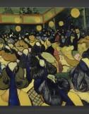 Vincent van Gogh: The Dance Hall in Arles
