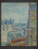 Vincent van Gogh: View from Theos Apartment